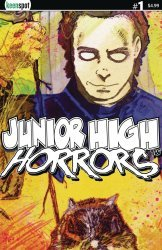 Keenspot Entertainment's Junior High Horrors Issue # 1d