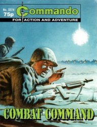 D.C. Thomson & Co.'s Commando: For Action and Adventure Issue # 3374