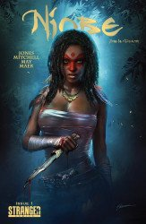 Stranger Comics's Niobe: She Is Death Issue # 1d