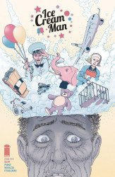 Image Comics's Ice Cream Man Issue # 18