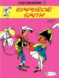 Cinebook's Lucky Luke TPB # 22b