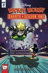 IDW Publishing's Mickey Mouse Shorts: Season 1 Issue # 3ri