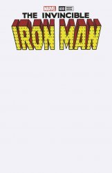Marvel Comics's Invincible Iron Man Issue # 600f