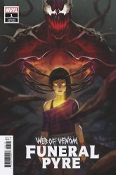 Marvel Comics's Web of Venom: Funeral Pyre Issue # 1b