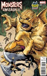 Marvel Comics's Monsters Unleashed Issue # 1y