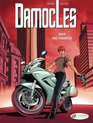Cinebook's Damocles Soft Cover # 4