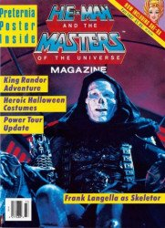 Welsh Publishing Group's He-Man and the Masters of the Universe Issue # 12