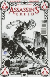 Titan Comics's Assassin's Creed Issue # 10c