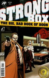 Antarctic Press's Strong Box: The Big Bad Book Of Boon Issue # 1