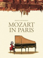 SelfMadeHero's Mozart In Paris Soft Cover # 1