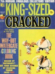 Major Magazines's Cracked King-Size Issue # 7