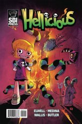 Starburns Industries Press's Hellicious Issue # 2