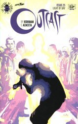 Image Comics's Outcast Issue # 25