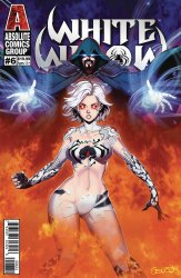Absolute Comics Group's White Widow Issue # 6c