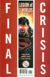 DC Comics's Final Crisis Issue # 1