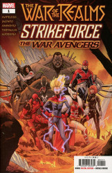Marvel Comics's War of the Realms: Strikeforce War Avengers Issue # 1