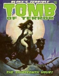 Hoffman & Crawley's Bloke's Terrible Tomb of Terror Issue # 13