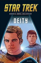 Eaglemoss Publications Ltd.'s Star Trek: Graphic Novel Collection Hard Cover # 71