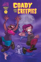 BOOM! Studios's Coady and the Creepies Issue # 1c