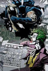 DC Comics's Batman: Killing Joke Soft Cover # 1la mole