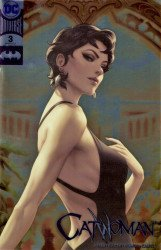 DC Comics's Catwoman Issue # 3convention