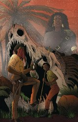Its Alive's Red Range: Pirates Of Fireworld Issue # 1c