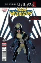 Marvel Comics's All-New Wolverine Issue # 8