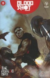 Valiant Entertainment's Bloodshot: Reborn Issue # 13
