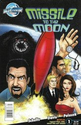 Bluewater Productions's Missile to the Moon Issue # 1