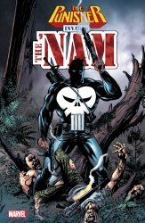 Marvel Comics's Punisher Invades The Nam  TPB # 1