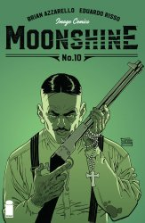 Image Comics's Moonshine Issue # 10