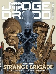 Rebellion's Judge Dredd: Megazine Issue # 398