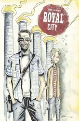 Image Comics's Royal City Issue ashcan