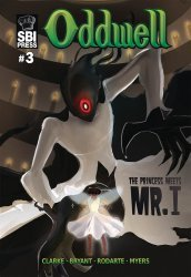 Starburns Industries Press's Oddwell Issue # 3