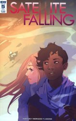 IDW Publishing's Satellite Falling Issue # 5sub