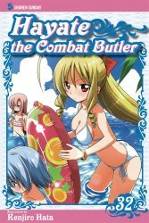 Viz Media's Hayate the Combat Butler Soft Cover # 32