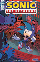 IDW Publishing's Sonic the Hedgehog Issue # 17