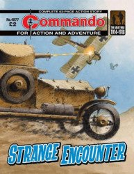 D.C. Thomson & Co.'s Commando: For Action and Adventure Issue # 4977