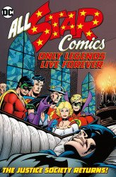 DC Comics's All-Star Comics: Only Legends Live Forever Hard Cover # 1