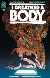 AfterShock Comics's I Breathed a Body Issue # 2