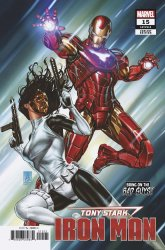 Marvel Comics's Tony Stark: Iron Man Issue # 15b