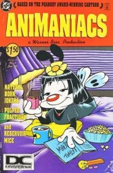DC Comics's Animaniacs Issue # 9b