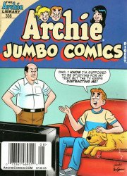 Archie Comics Group's Archie Jumbo Comics Digest Issue # 308