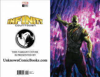 Marvel Comics's Infinity Countdown Issue # 3unknown
