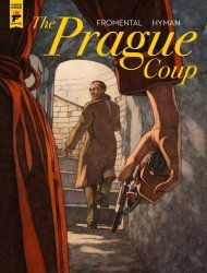 Titan Comics's Hard Case Crime: The Prague Coup Hard Cover # 1