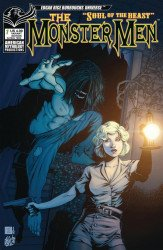 American Mythology's The Monster Men: Soul of the Beast Issue # 1b