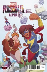 Marvel Comics's Marvel Rising: Alpha Issue # 1