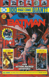 DC Comics's Batman Giant Giant Size # 11