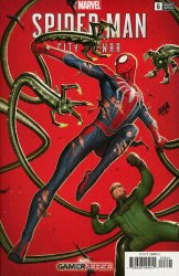 Marvel Comics's Marvel's Spider-Man: City at War Issue # 6b