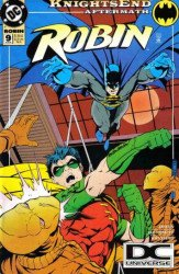 DC Comics's Robin Issue # 9b